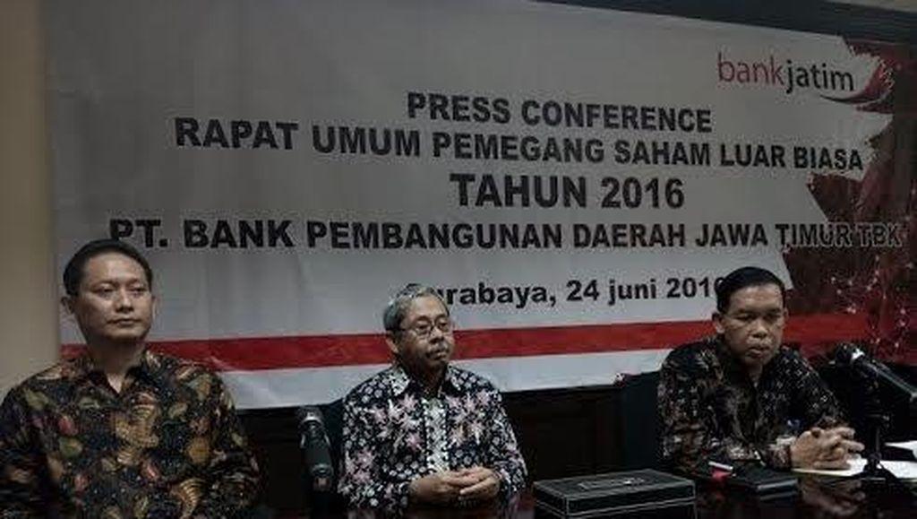 Hadi Sukrianto Mundur dari Dekom, Bank Jatim Gelar RUPS Luar Biasa