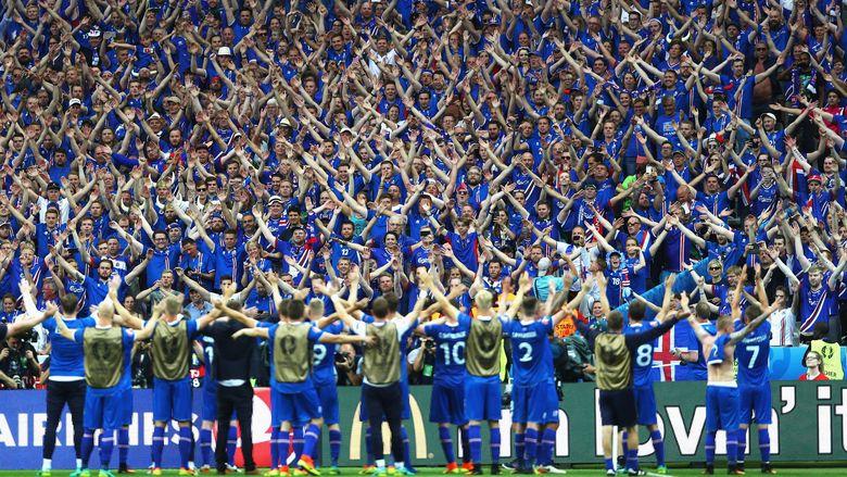 Islandia Mencatatkan Sejarah Di Pertandingan