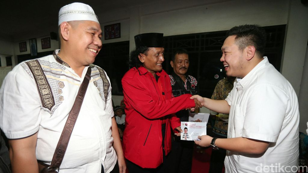 DPC PDIP Jakarta Barat Gelar Buka Puasa Bersama