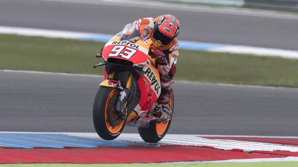 Marquez: Finis Kedua Seperti Kemenangan