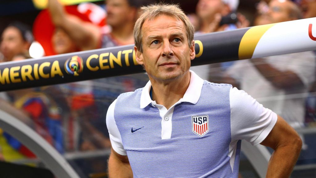 Kembali Dikait-kaitkan dengan Timnas Inggris, Klinsmann Membantah