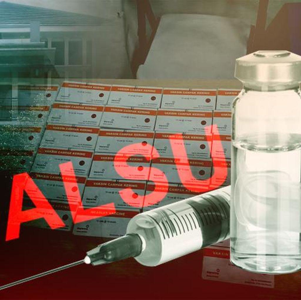 Belum Ditemukan Vaksin Palsu yang Beredar di Kota Semarang