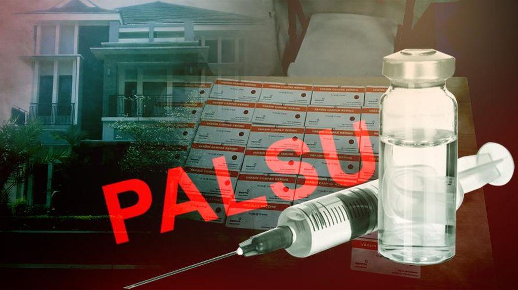 Rumah Sakit dan Klinik Akan Diaudit, Botol-botol Sisa Vaksin Diminta Dihancurkan!