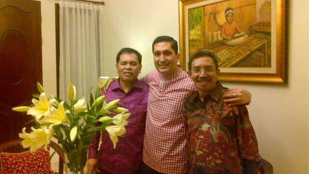 Dubes Alex Litaay Meninggal, PDIP: Beliau Pejuang Demokrasi Indonesia