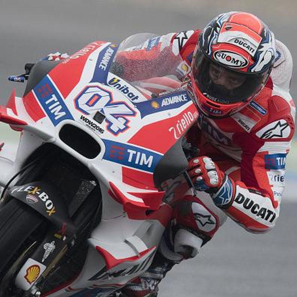 Duo Ducati Kuasai Latihan Kedua