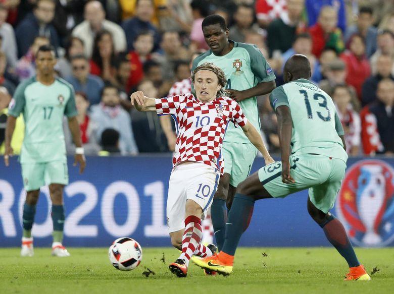 Kesalahan Kroasia dalam Memaksimalkan Luka Modric
