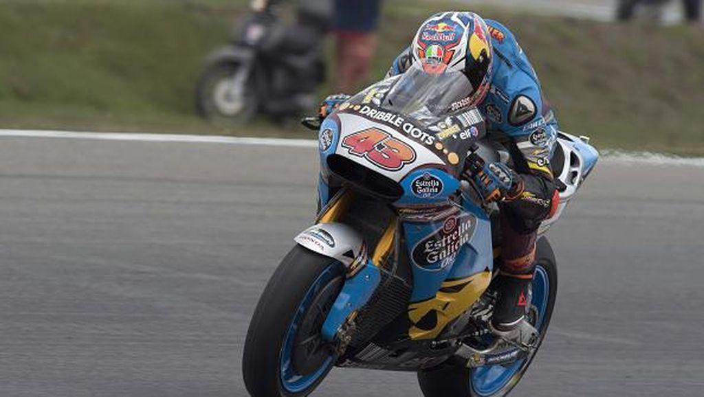 Rossi Crash, Dovizioso Tergelincir, Jack Miller Juara!