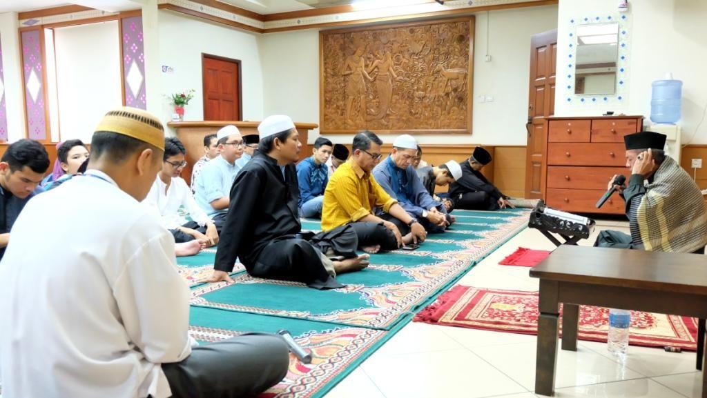 KJRI Kinabalu Gelar Nuzulul Quran, Dubes RI di Australia Buka Puasa Bersama Dubes OKI
