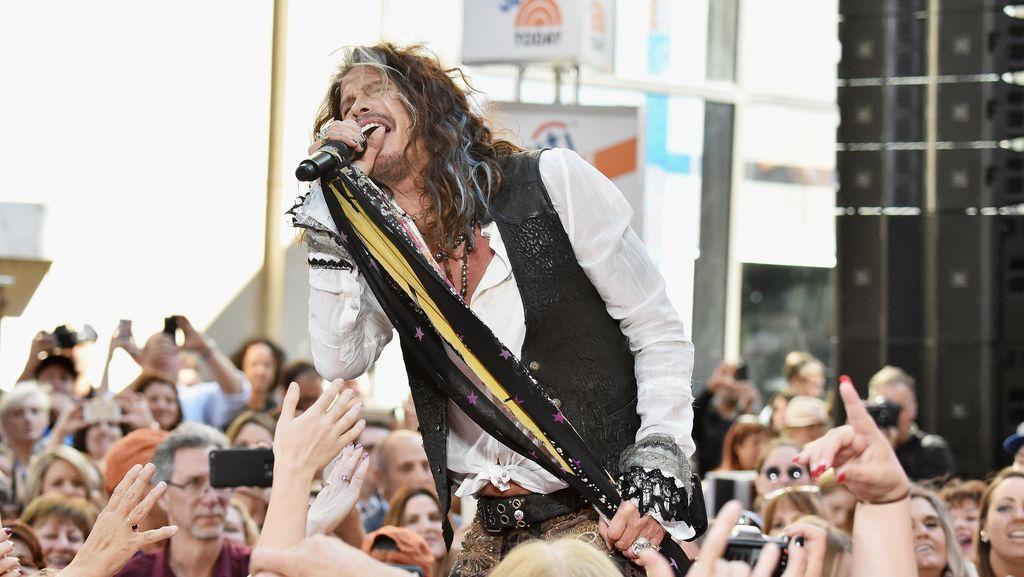Aerosmith Gelar Konser Perpisahan Tahun Depan