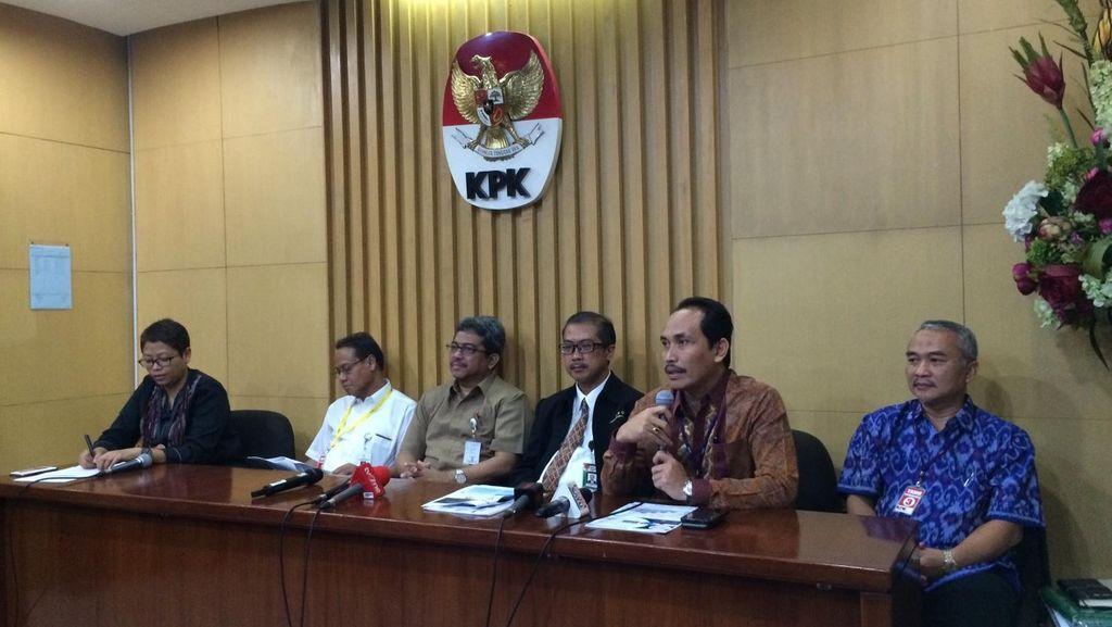 KPK Terima 12.693 Laporan Terkait Pengadaan Barang dan Jasa Sepanjang 2015