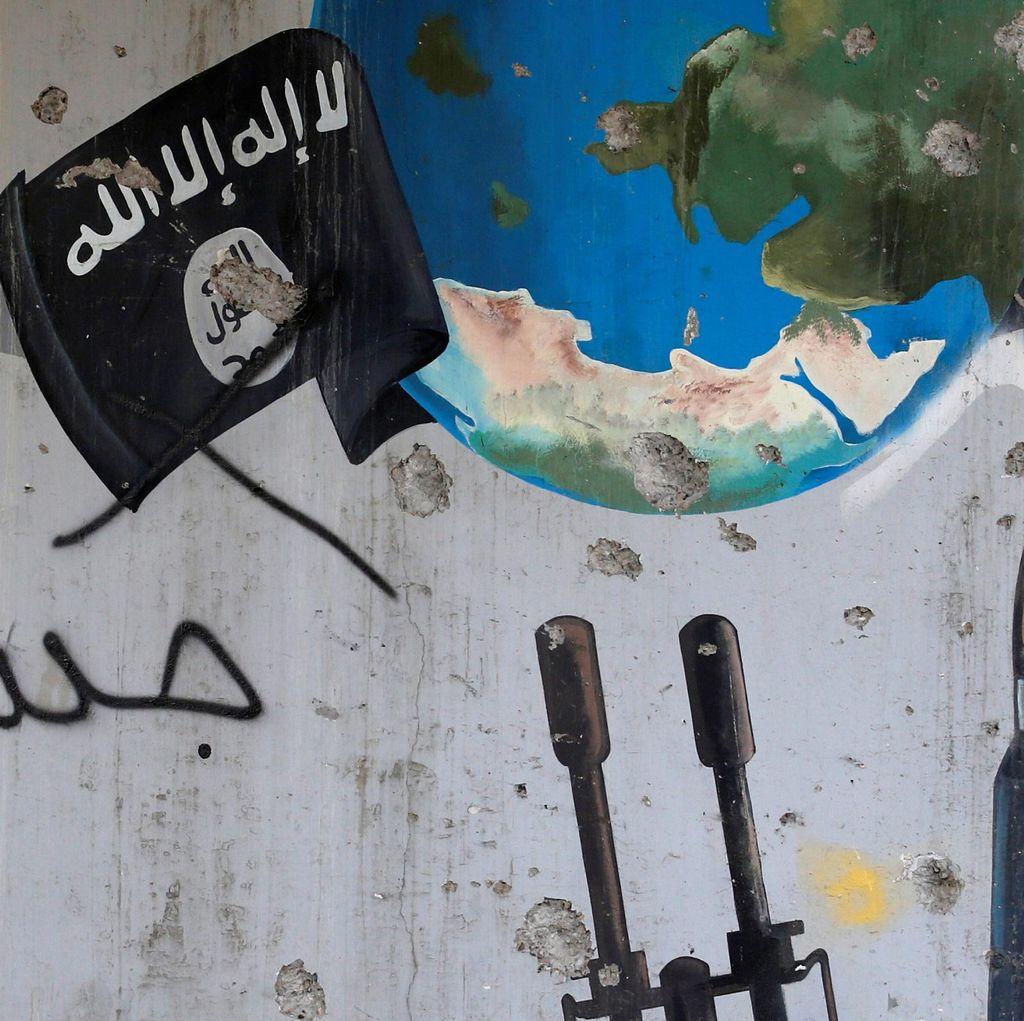 AS Khawatirkan Pertumbuhan Jaringan ISIS di Asia Tenggara