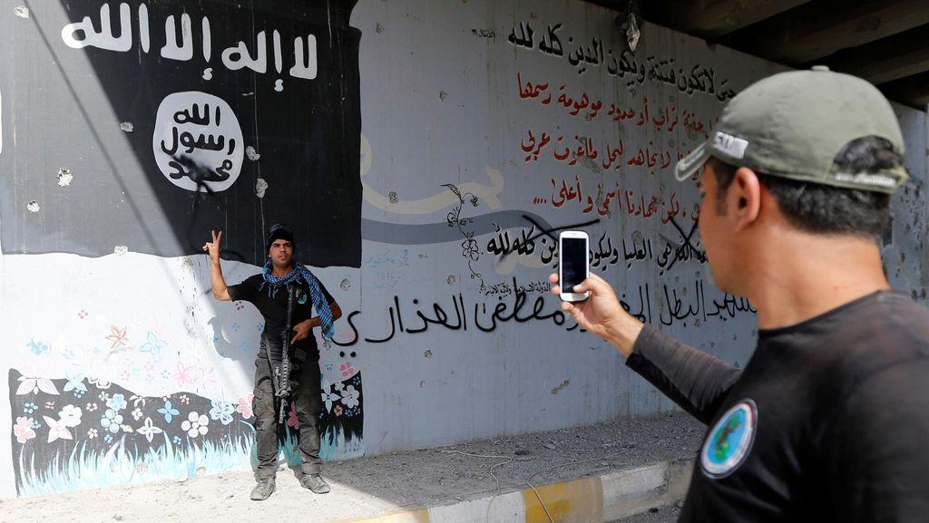 Sejak Awal 2016, ISIS Kehilangan 12 Persen Wilayah di Irak dan Suriah