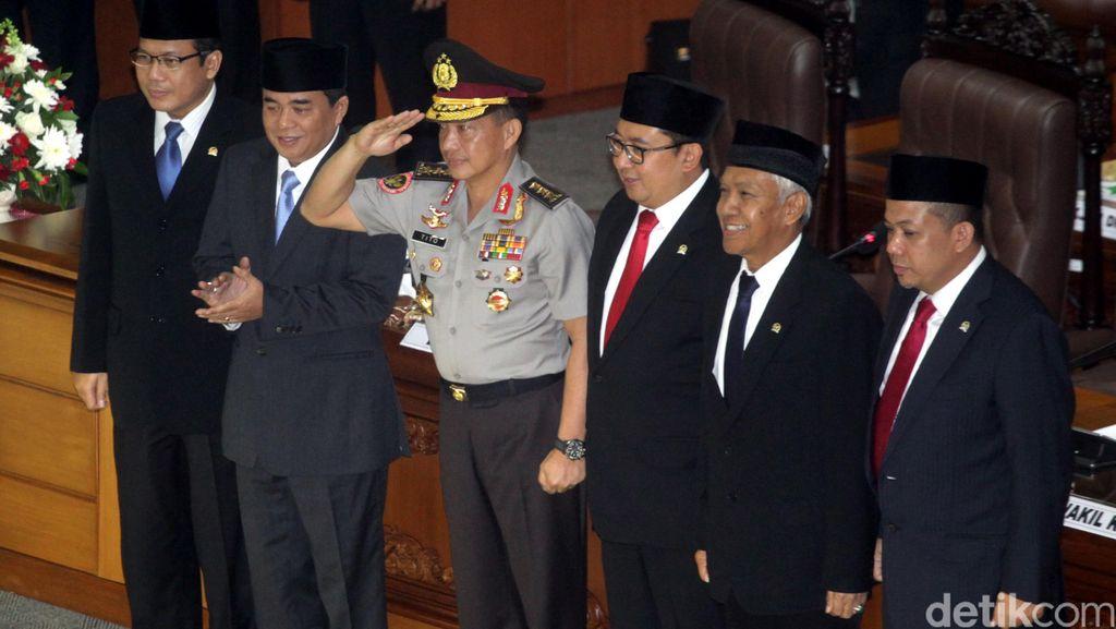 Kapolri: Pelantikan Komjen Tito Digelar 13 Atau 14 Juli