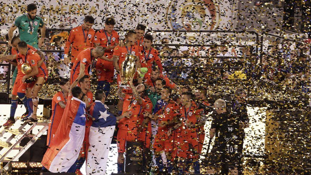 Chile Juara!