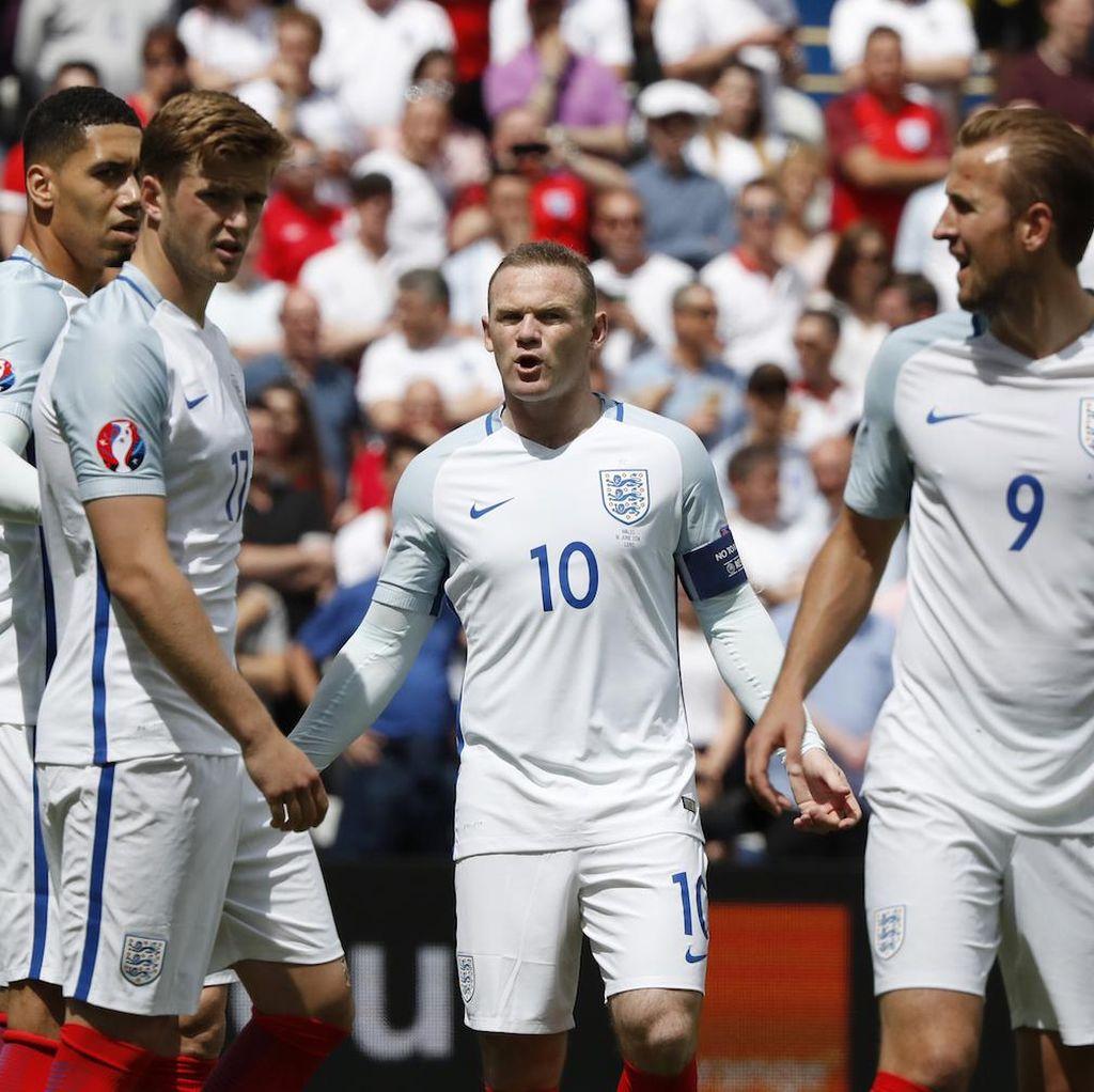 Meski Gagal Penuhi Harapan, Hodgson Masih Yakin akan Masa Depan Inggris