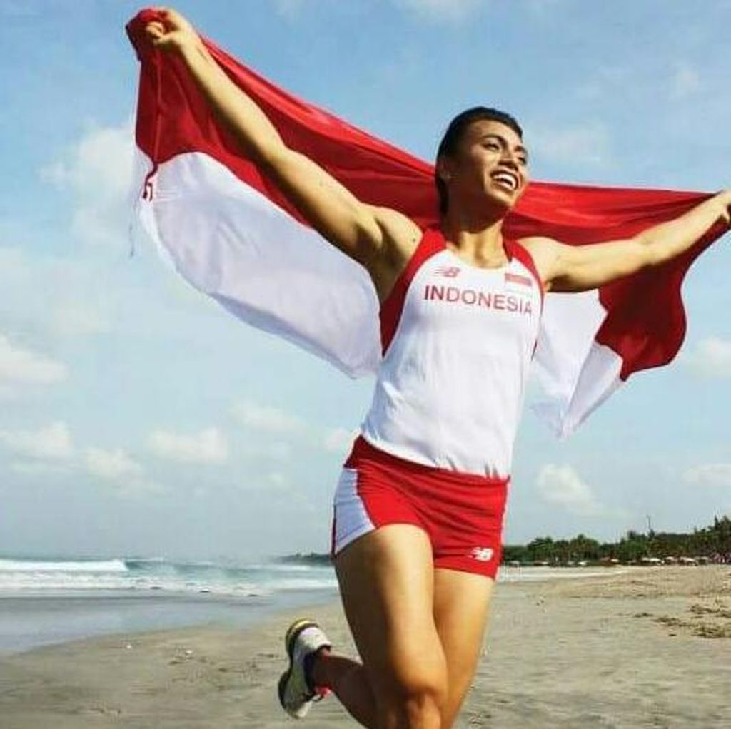 Jelang Olimpiade, Maria Londa Bangga dan Deg-degan