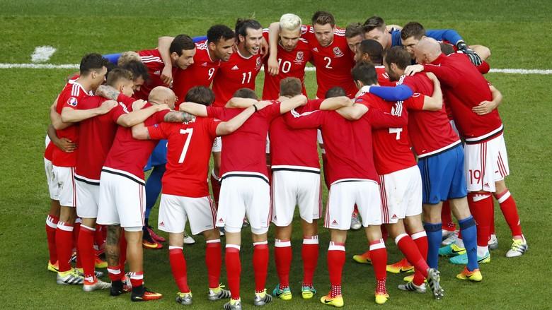 Lagu Yang Mengiringi Wales