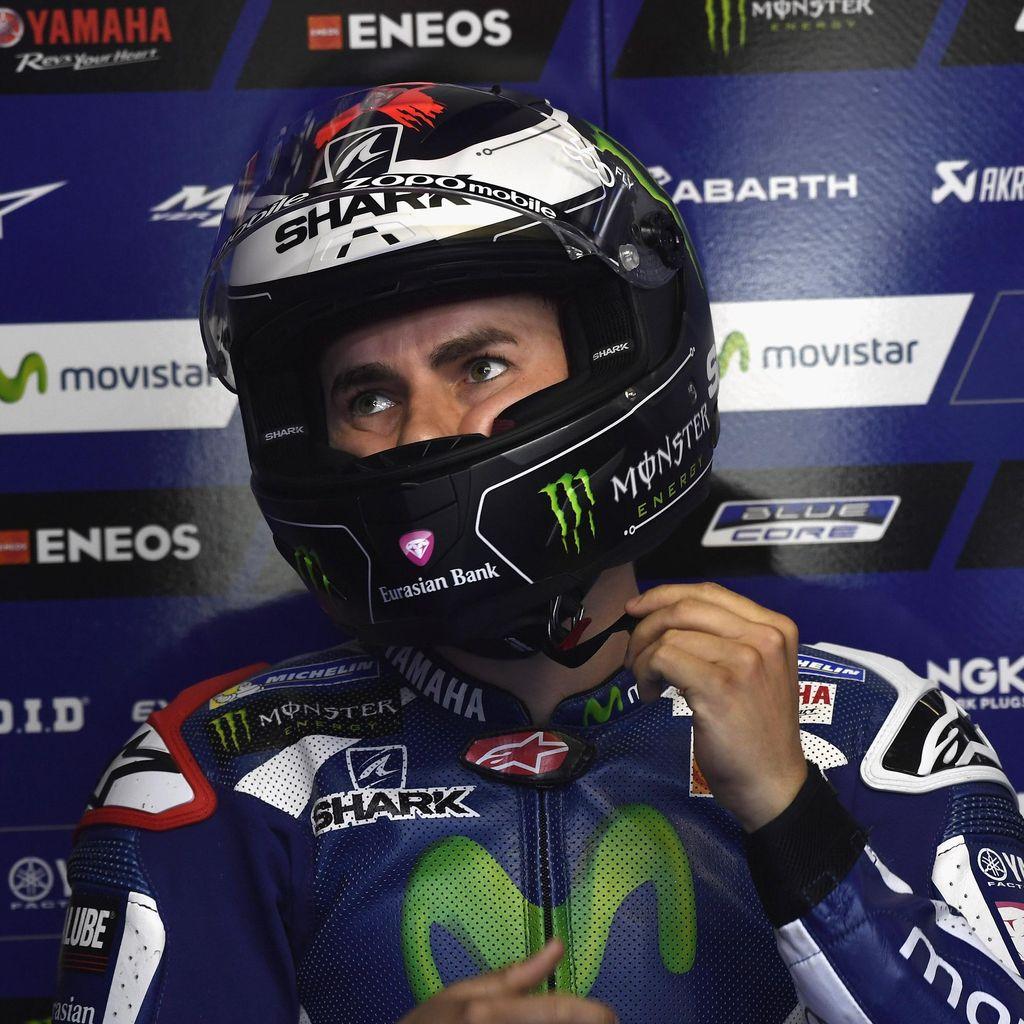 Lorenzo Turut Soroti Soal Ban Michelin