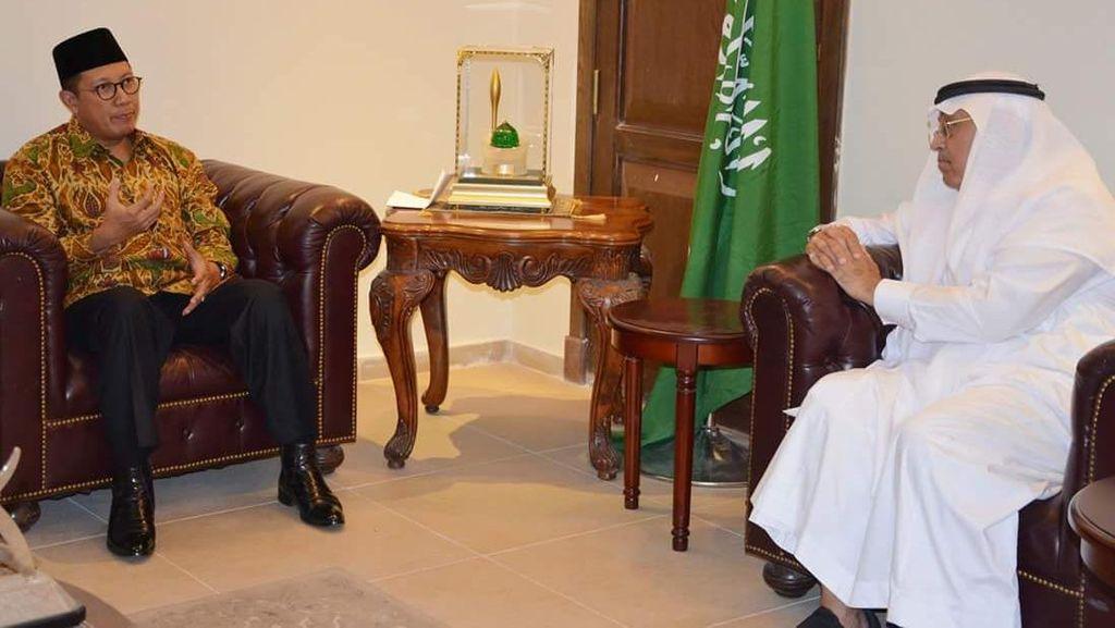 Menag: Saudi Menyambut Positif Usulan Indonesia Soal Percepatan Visa Haji