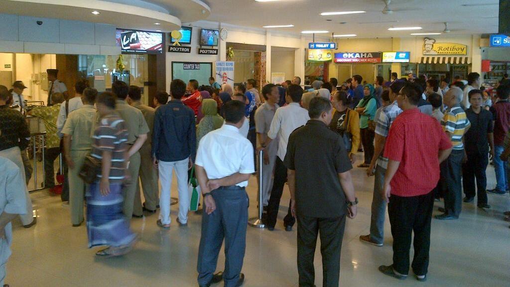 Cerita Penumpang Pesawat Internasional Nyasar ke Pintu Domestik di Semarang