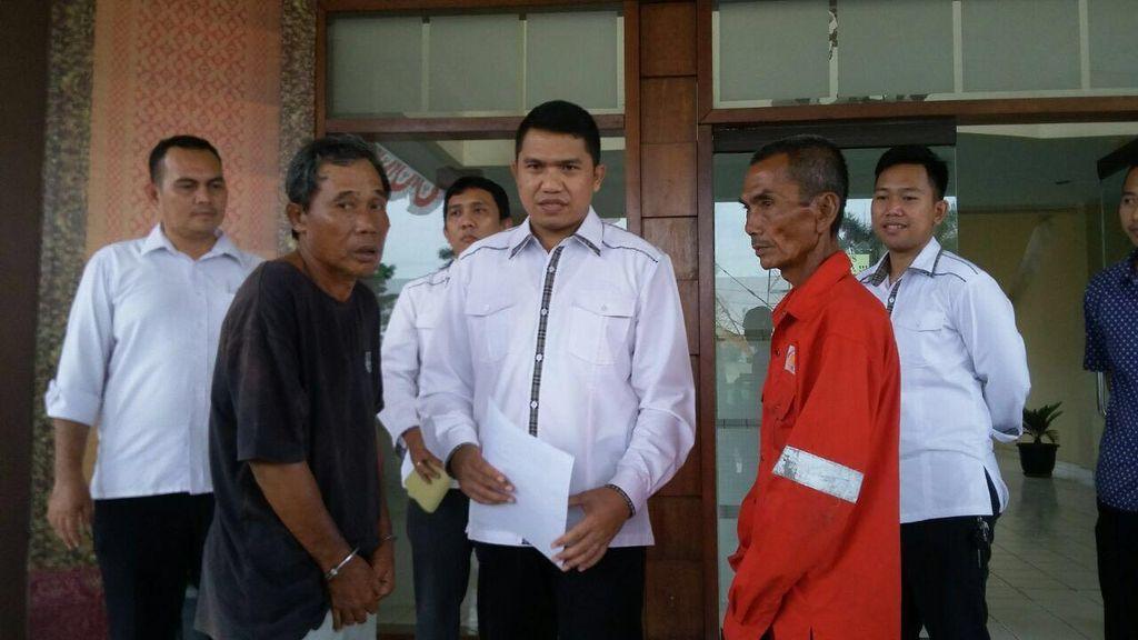 Dua Pria Paruh Baya Perkosa 4 Anak di Bawah Umur di Palembang