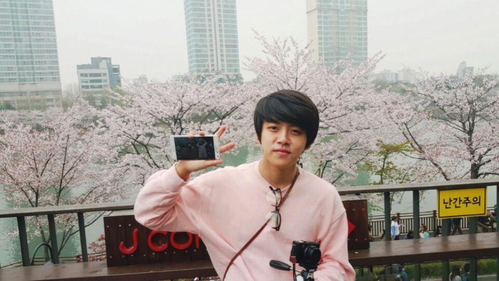 3 Tahun Vakum, Dongho eks U-Kiss Kembali ke Dunia Hiburan
