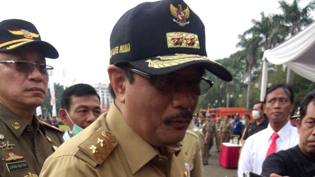 Soal Kasus Lahan Cengkareng, Djarot Saiful Hidayat: BPKAD Lemah!