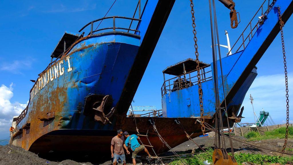 Pasca Karamnya LCT Sritanjung, Pemkab Banyuwangi Lelang 2 Kapal Aset Daerah