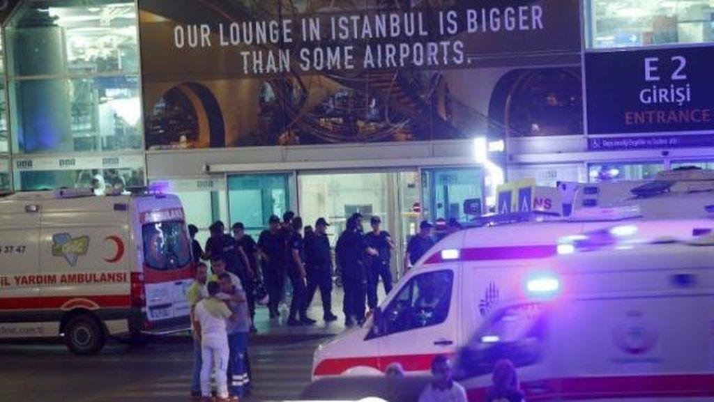 KJRI Istanbul: Belum Ada Laporan WNI Menjadi Korban Ledakan di Turki