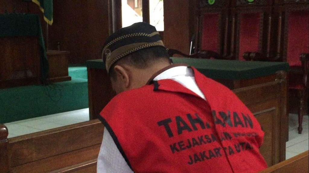 Pengacara Tidak Datang, Sidang Putusan Daeng Aziz Batal Digelar hari ini