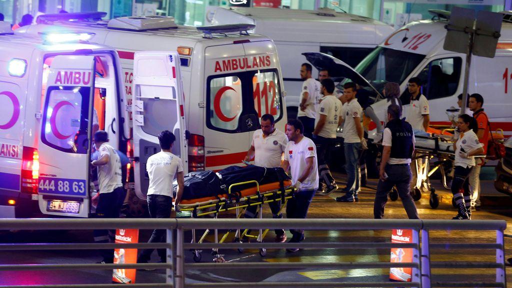 Tewaskan 36 Orang, Bom Bunuh Diri di Bandara Istanbul Juga Lukai 147 Orang