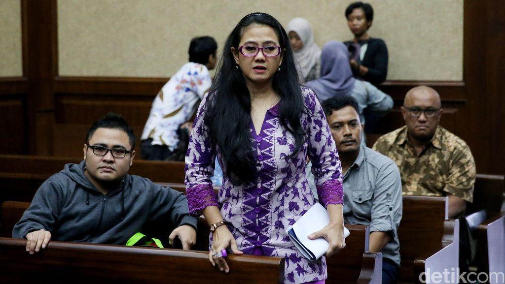 Hakim Cecar Misteri Kode 1E untuk Damayanti di Kasus Suap Infrastruktur