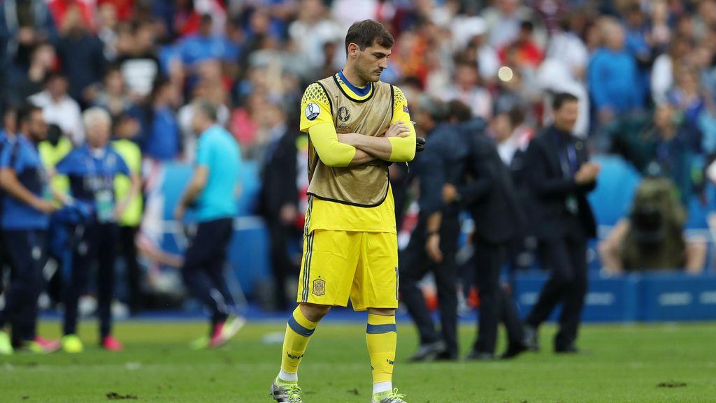 Umumkan Skuat Spanyol, Lopetegui Tak Sertakan Casillas dan Fabregas