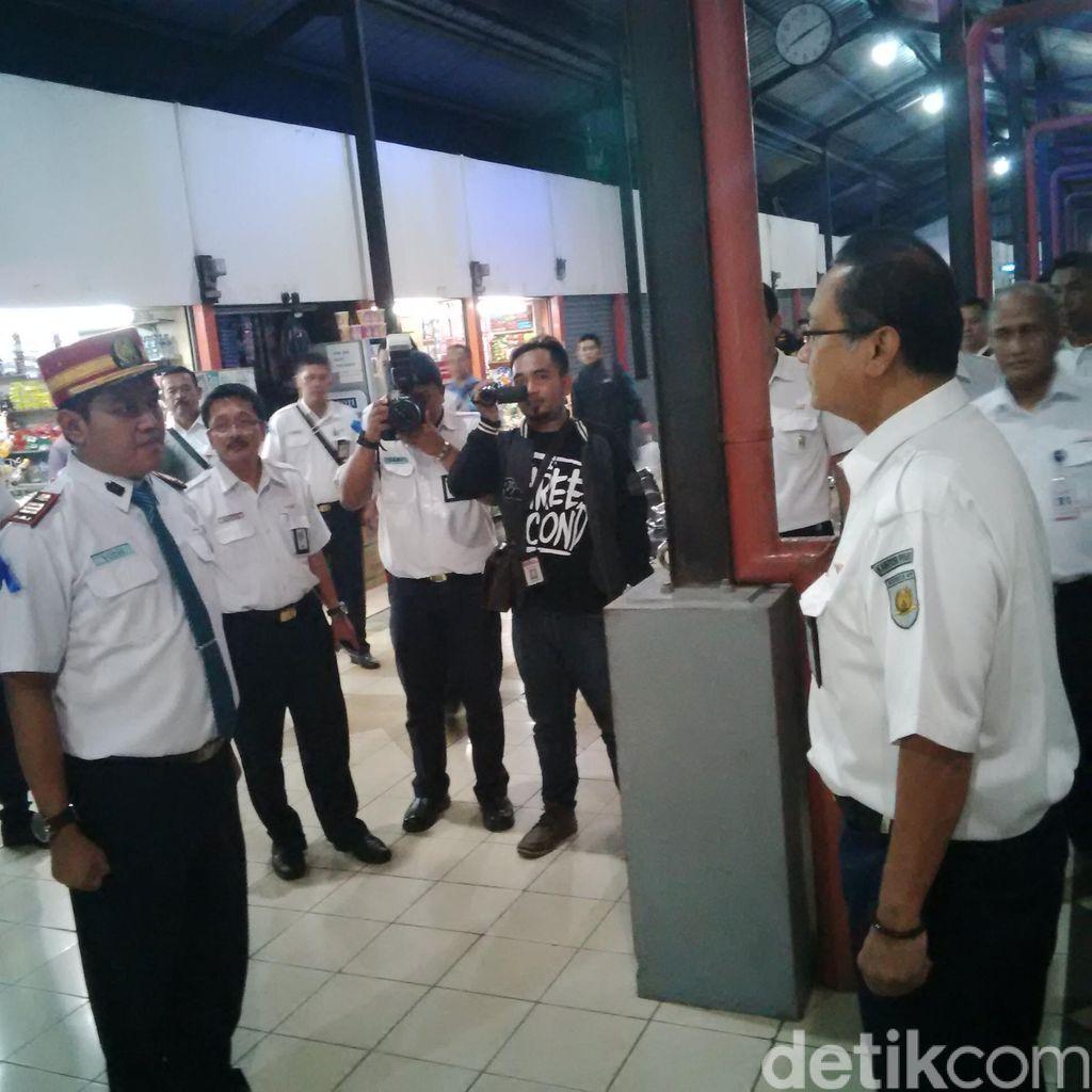 PT KAI Siagakan 4.223 Personel untuk Awasi Titik Rawan
