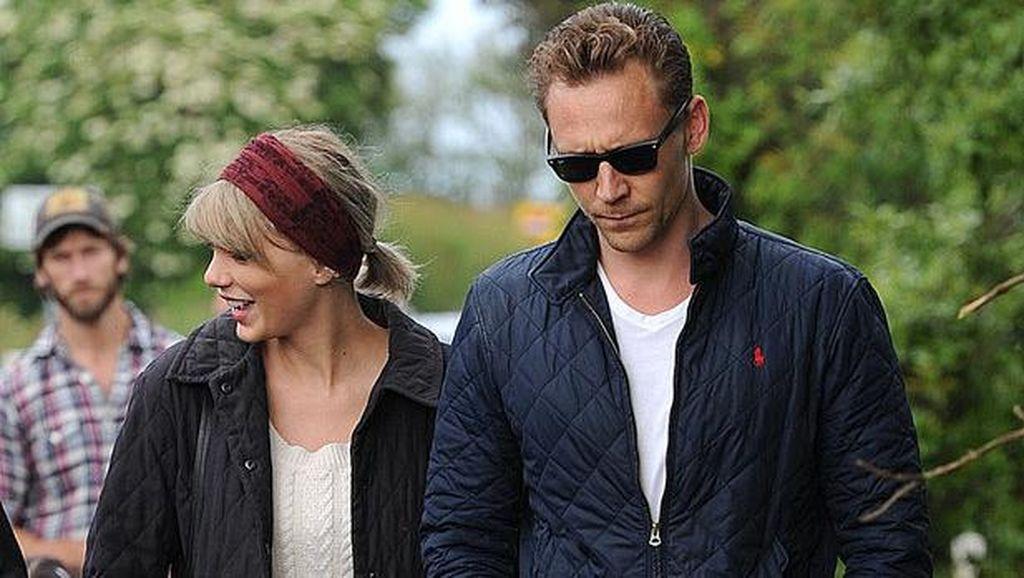Putus, Bagaimana Hubungan Tom Hiddleston dan Taylor Swift?