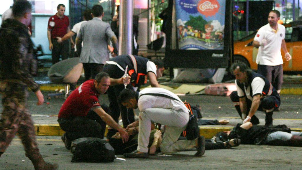 Erdogan Sebut Milisi PKK dan Jaringan Gulen Dalang Serangan Bom Turki