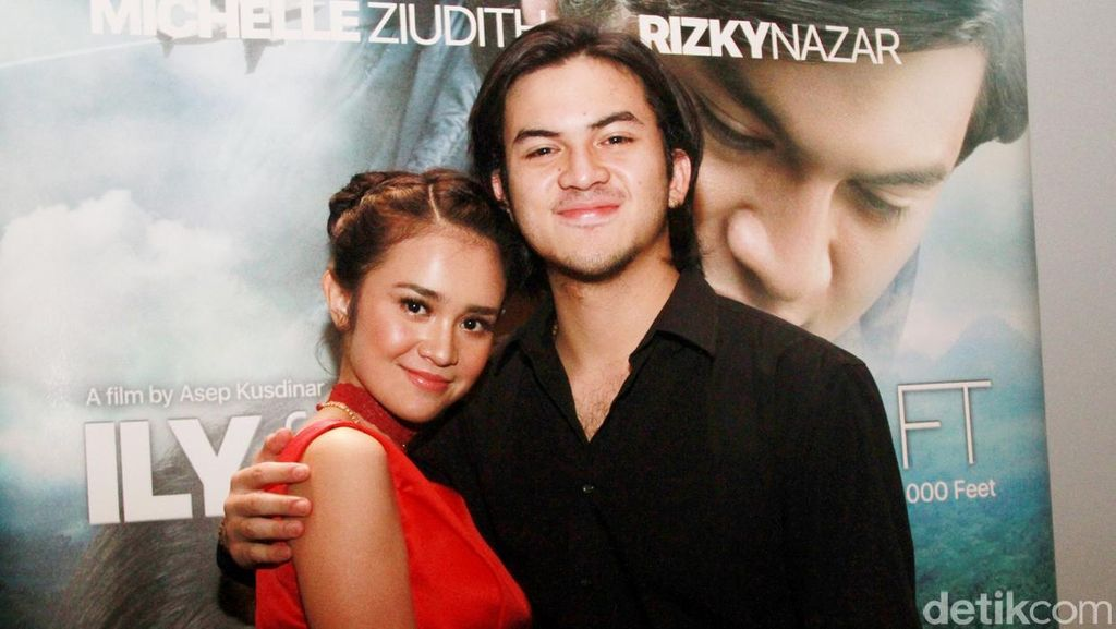 Rizky Nazar Bicara Soal Kedekatannya dengan Michelle Ziudith
