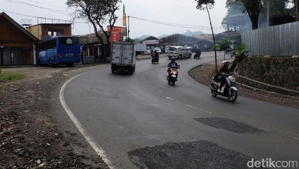 Info Buat Pemudik: Jalur Bandung-Subang Beraspal Mulus