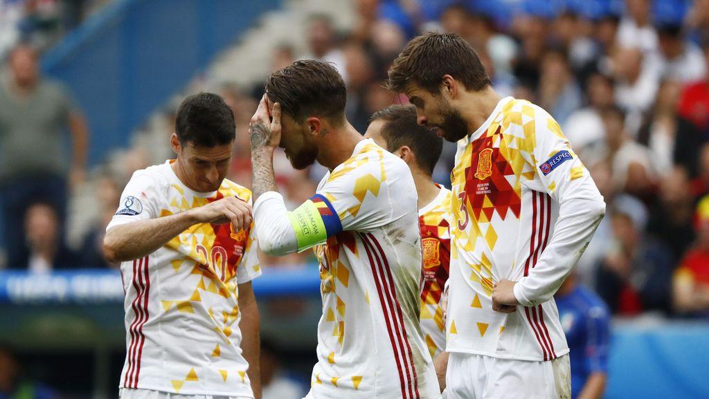 Del Bosque Yakin Spanyol Bisa Mendominasi Lagi