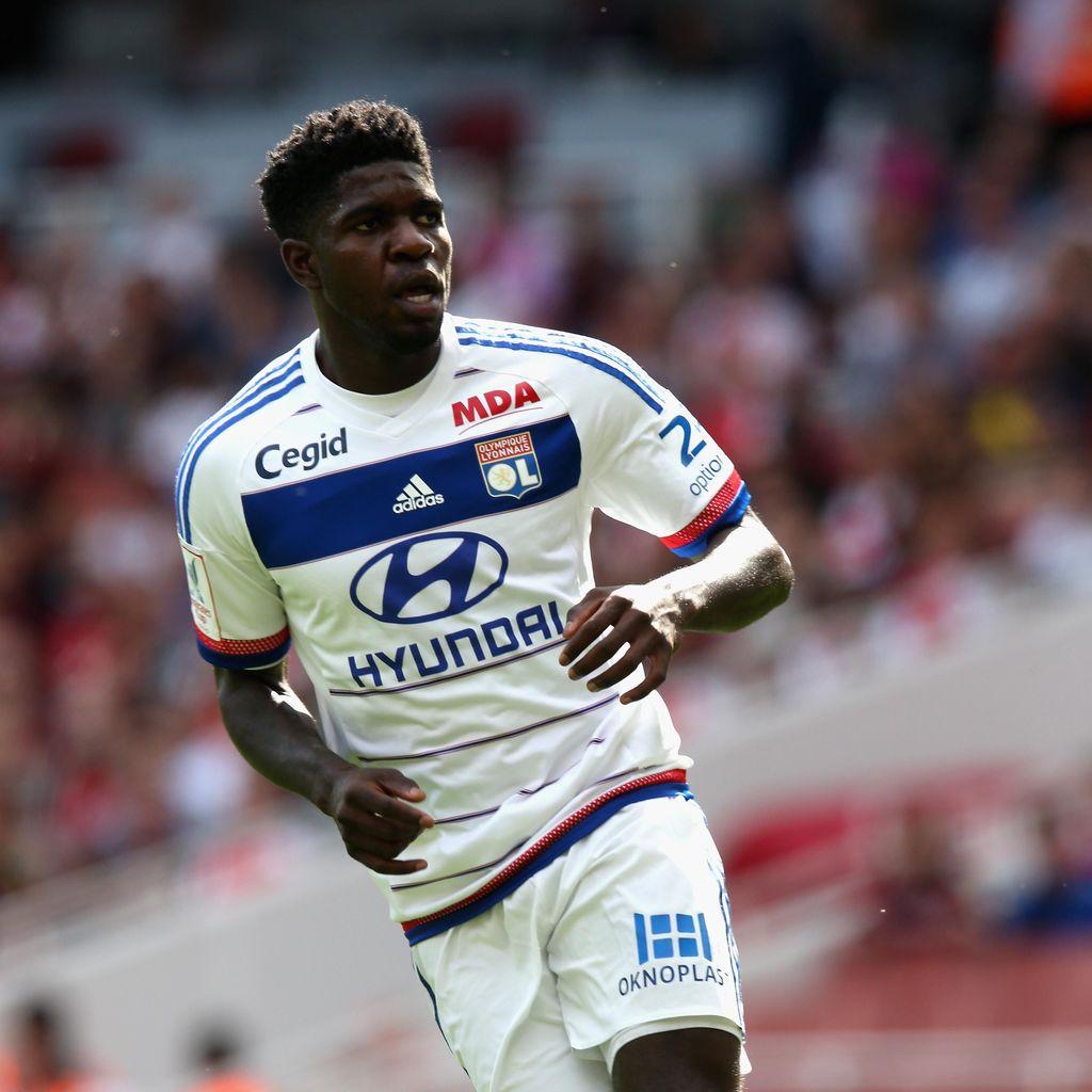 Barca Sudah Sepakati Transfer Umtiti dengan Lyon