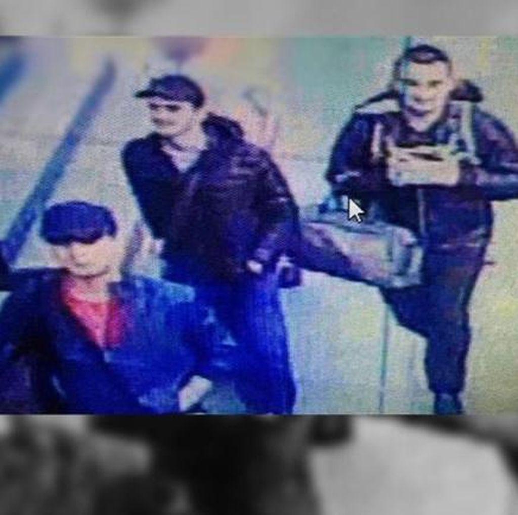 3 Pengebom Bandara Istanbul Awalnya Berniat Melakukan Penyanderaan
