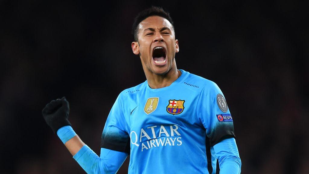 Neymar Diklaim Sudah Tolak Tawaran dengan Iming-Iming Gaji Wah dari PSG