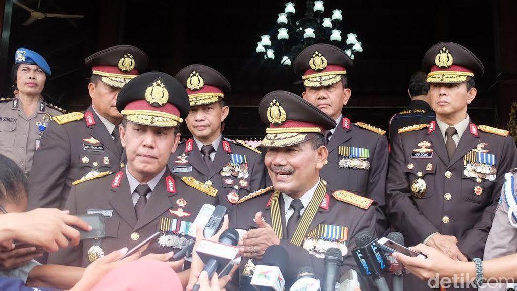 Bukber di Mabes Polri, Kapolri Ingatkan Komjen Tito Soal Penangkapan Santoso