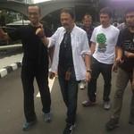 Cerita Dirut BEI Menepati Janji Jalan Kaki dari Bursa Efek ke Pondok Indah