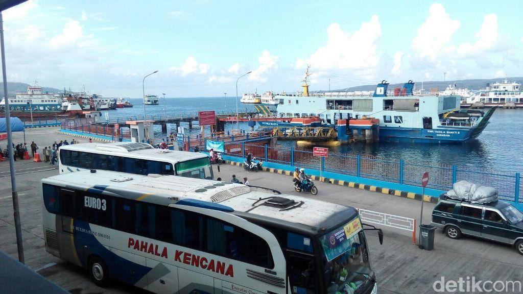 Jelang Puncak Arus Mudik, PT ASDP Tambah Trip Pelayaran Ketapang-Gilimanuk