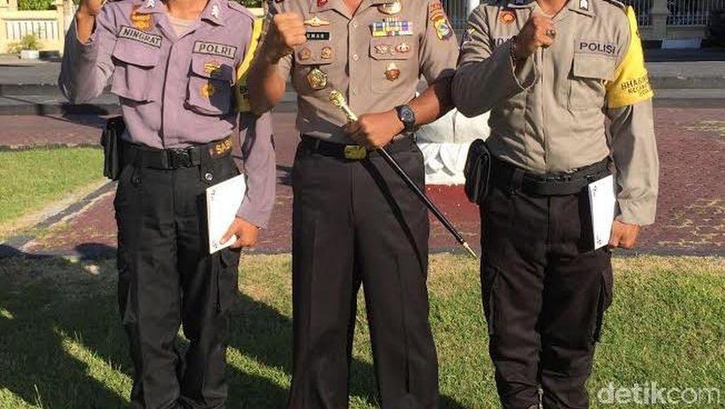 Di NTB, Polisi Bebas Telepon Kapolda dan Curhat Masalah yang Dihadapi