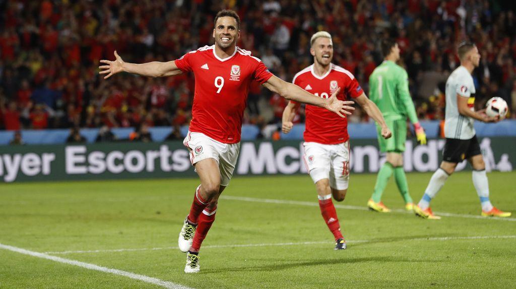 Robson-Kanu Si Penjaga Mimpi Wales