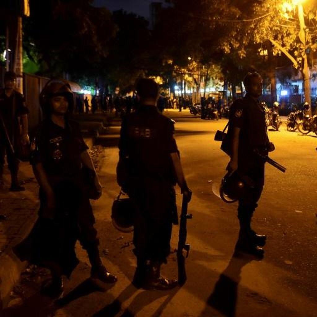 PM Bangladesh: 13 Sandera Selamat, Beberapa Orang Tewas