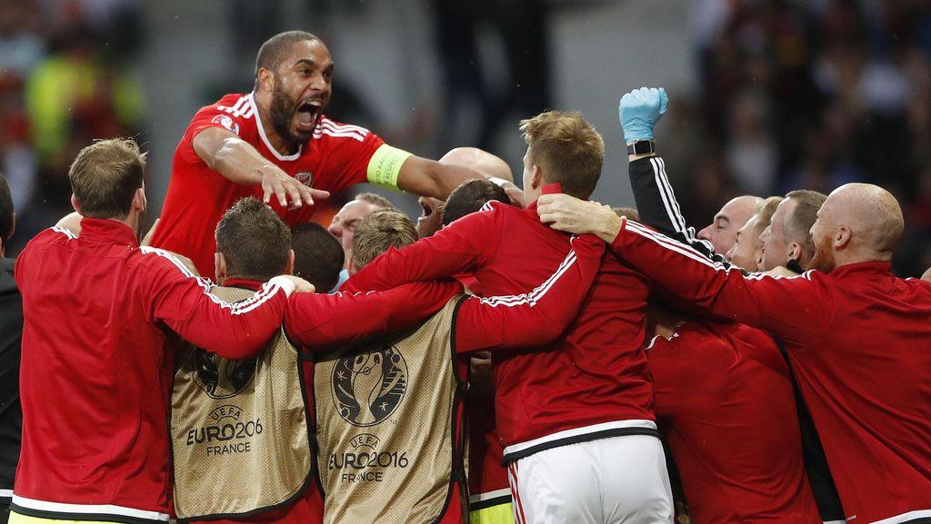 Wales Move On dari Kenangan Indah di Prancis, Siap Merajut Kisah Baru