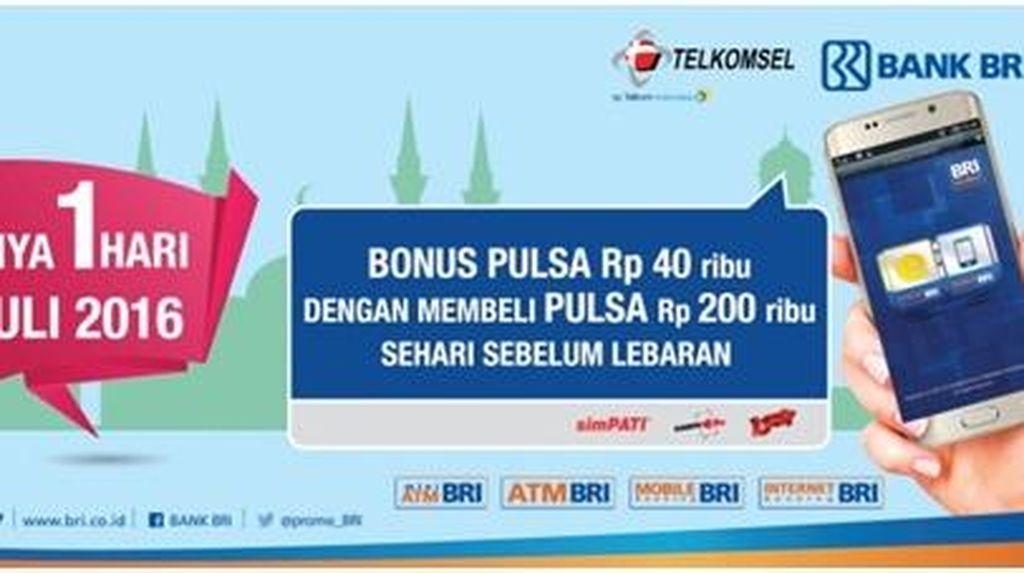 RAFI E-Banking BRI Telkomsel